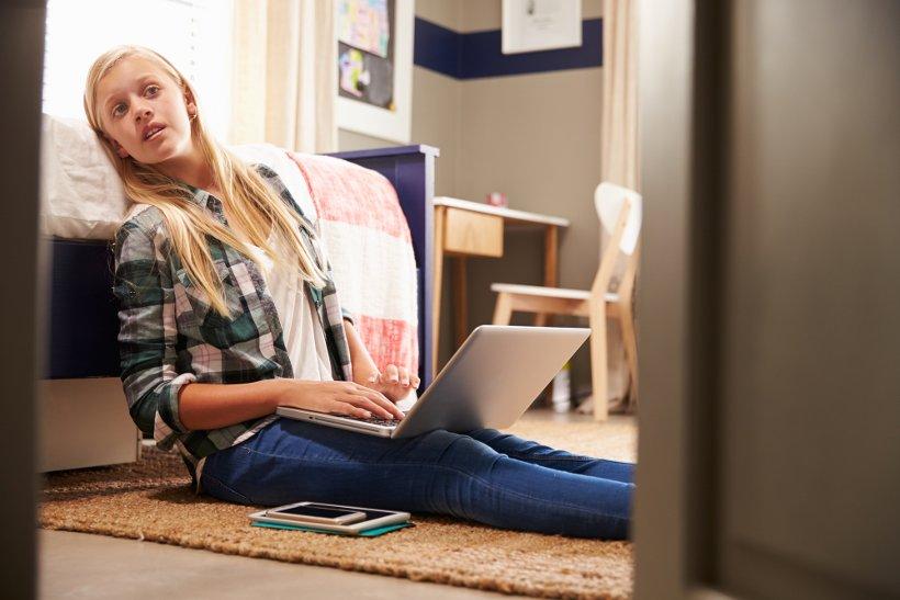 Подростковая психика и социальные сети