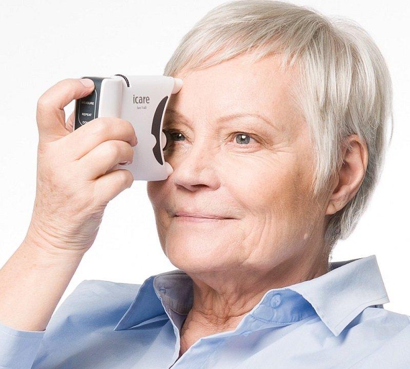 Как выбрать глазной тонометр для дома?