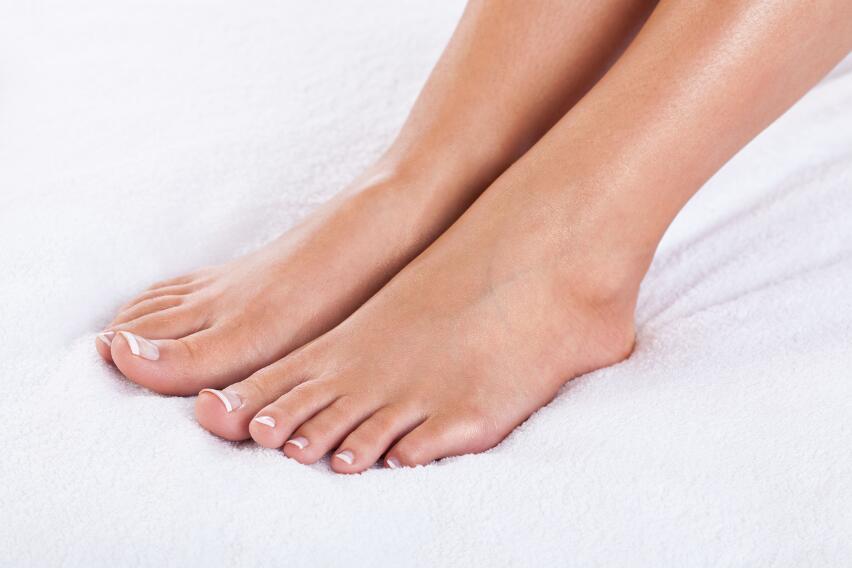 Как сохранить здоровье стоп, если вы постоянно на ногах?