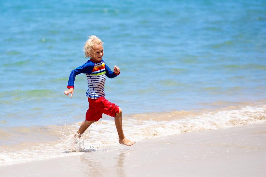 Правила, которые помогут вам не заболеть летом
