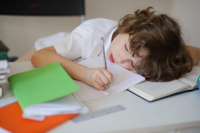 Как помочь ребенку без нагрузки на организм начать учебный год?
