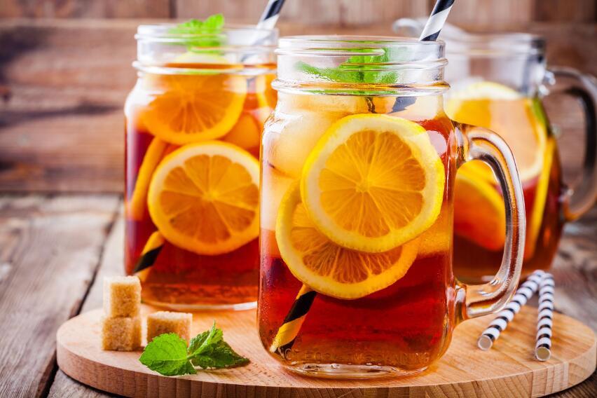 Почему домашний лимонад нужно пить круглый год?