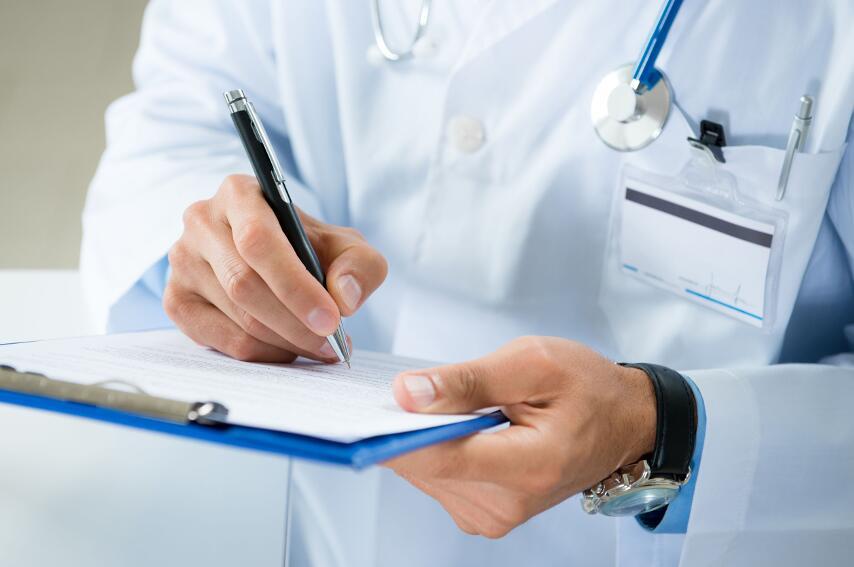 Почему врачи пишут неразборчиво?