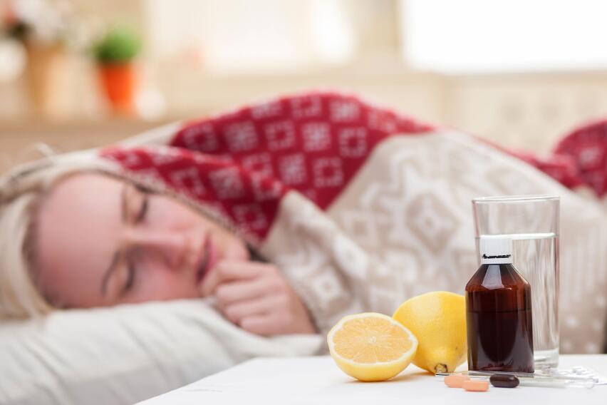 3 вещества, которые необходимы организму для борьбы с простудой