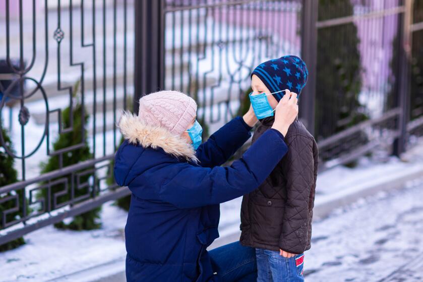 Как не допустить переохлаждения организма во время сильных морозов?