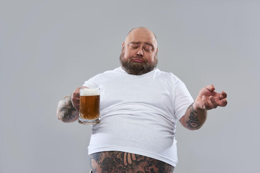 Какие болезни могут развиться, если часто пить пиво?