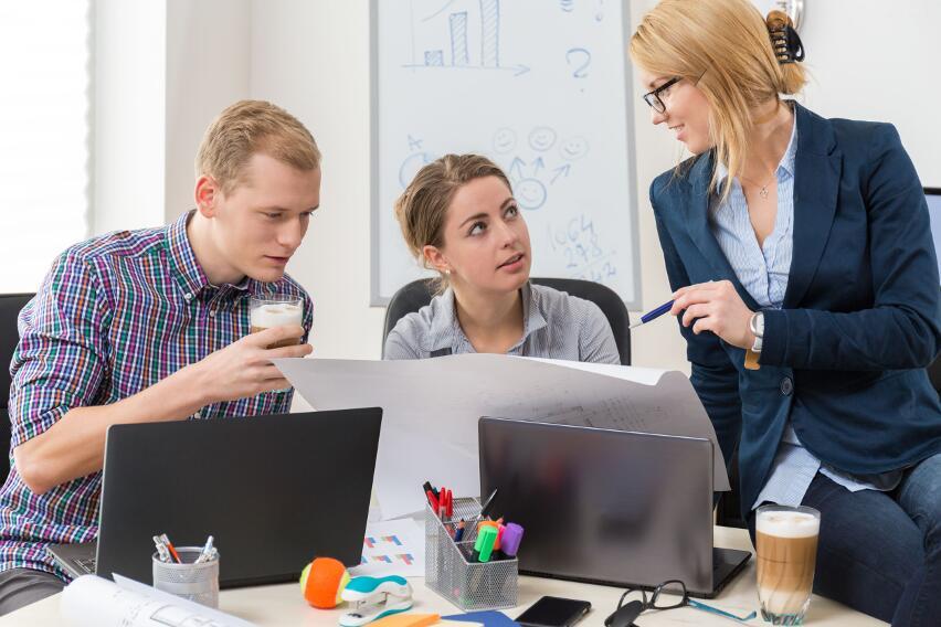 Как офисным работникам питаться правильно?