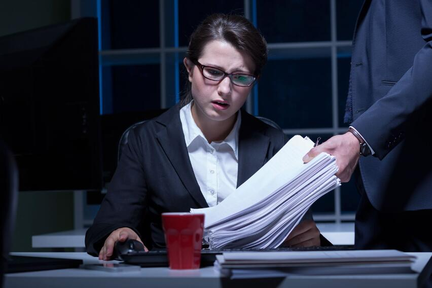 3 причины, почему не стоит бояться плакать на рабочем месте