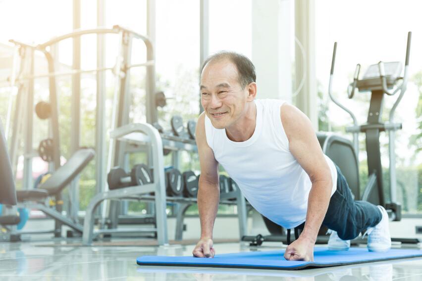 Протеиновые коктейли могут вернуть мышечную силу пожилым людям