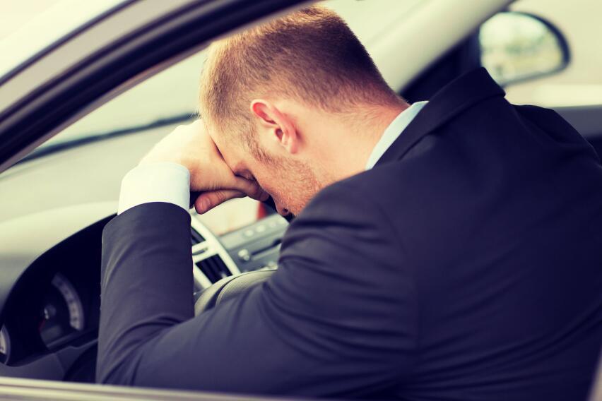 Неопытные водители чаще страдают от заболеваний сердца