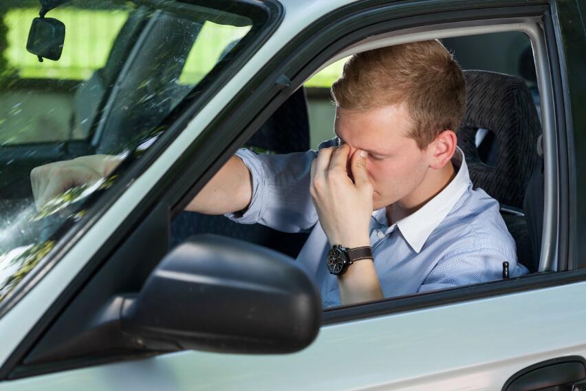 Почему нельзя оставлять дезинфицирующее средство для рук в машине?